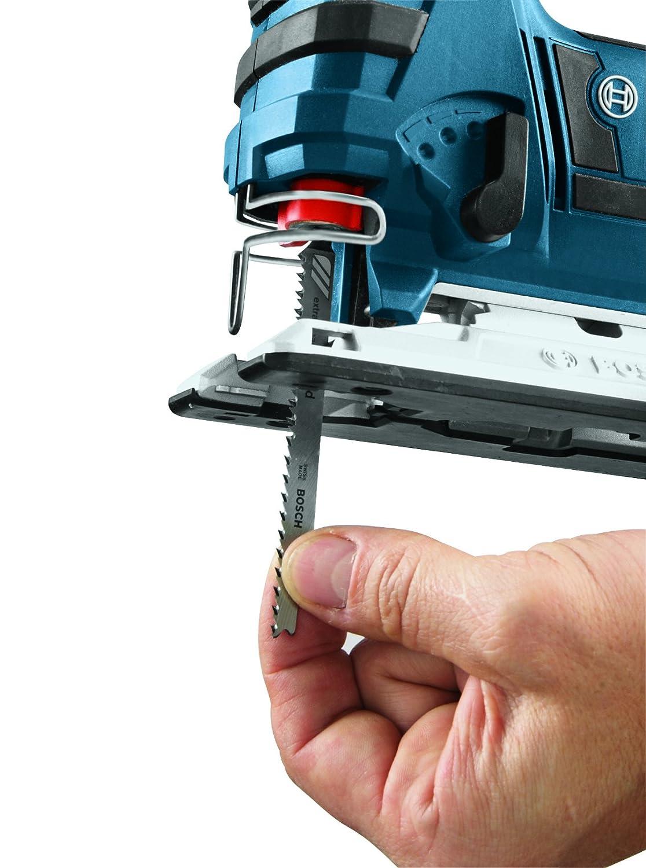 Amazon.com: Bosch JSH180B, sierra caladora de 18 V de ion de ...
