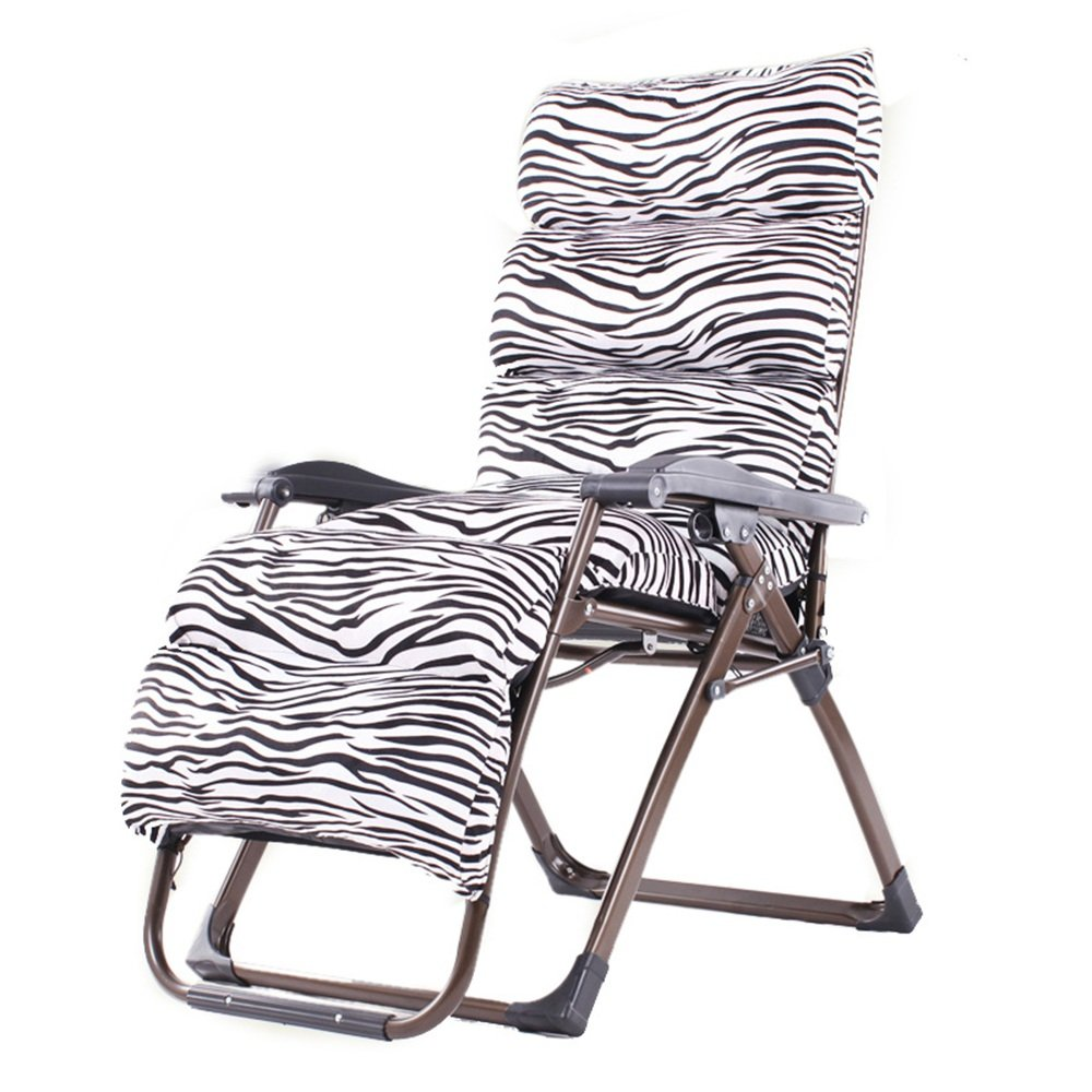 ZR- 折りたたみ椅子怠惰なソファのオフィスナップの椅子レジャービーチチェアハッピーチェアホームレイジーソファ(さまざまな色のオプション) (色 : #3) B07BKWZ85C #3 #3