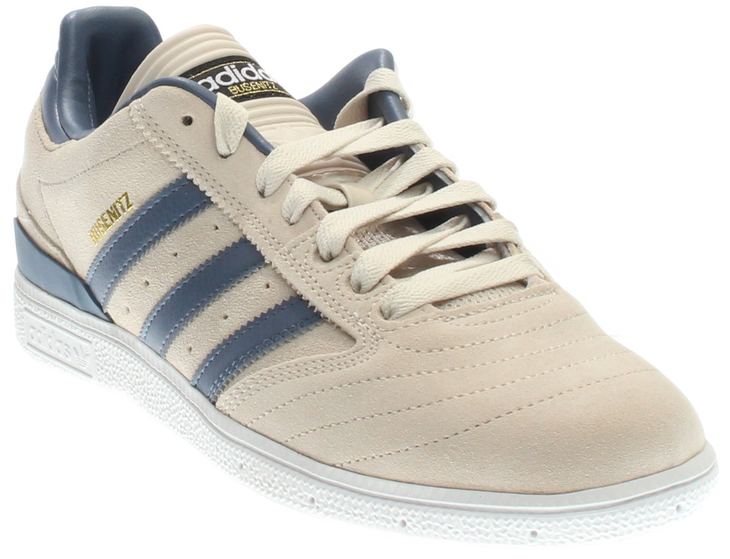 separation shoes 3e391 3790a Galleon - Adidas Busenitz Pro Shoe - Mens Clear BrownTech InkWhite  Suede, 10.5