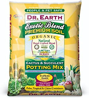 product image for Dr Earth Inc CUFT Succ/Cact Pot Mix