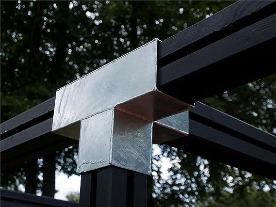 Woodinis-Spielplatz Poste de Madera Conectores alargderas desvalijadas Doble Cubic Plus Original para 7 x 7 cm: Amazon.es: Deportes y aire libre