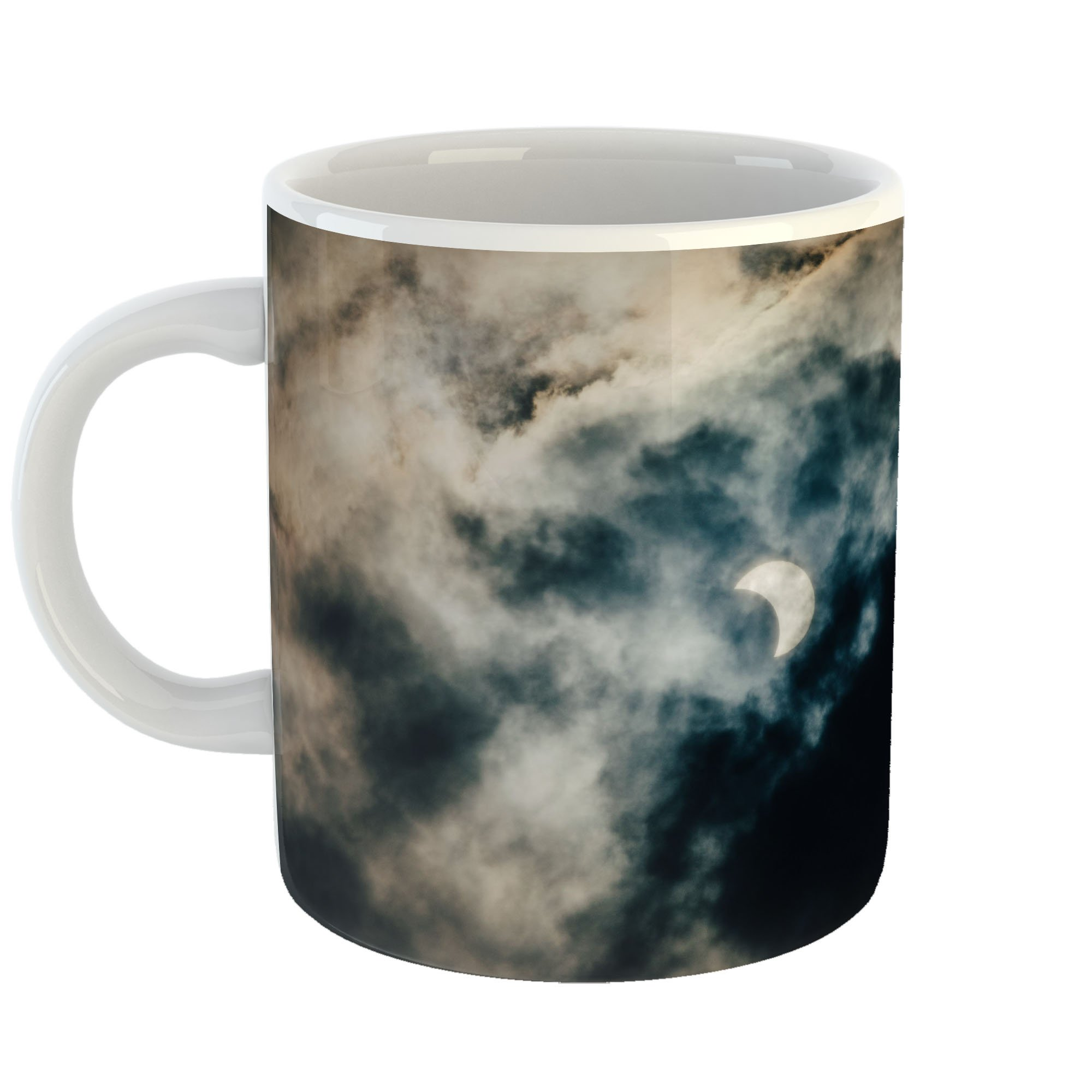 Westlake Art - Solar Sun - 11oz Coffee Cup Mug - Modern Picture Photography Artwork Home Office Birthday Gift - 11 Ounce (0880-F8C4B)