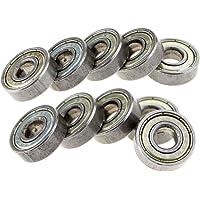 10 x ABEC-5 608ZZ patinete rodillo ruedas