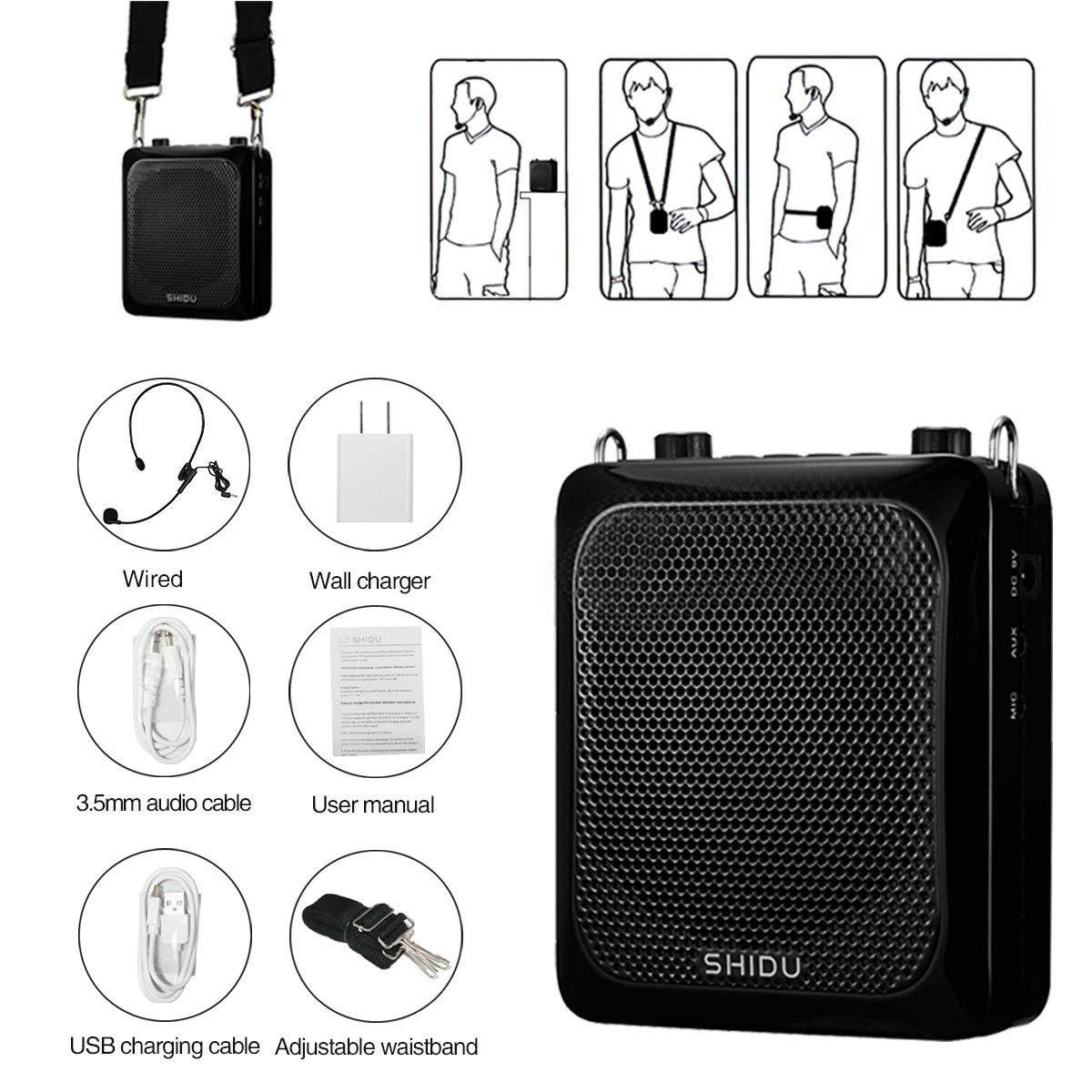 alpha-ene.co.jp 4000mAh Rechargeable Personal Amplifier Mini Pa ...