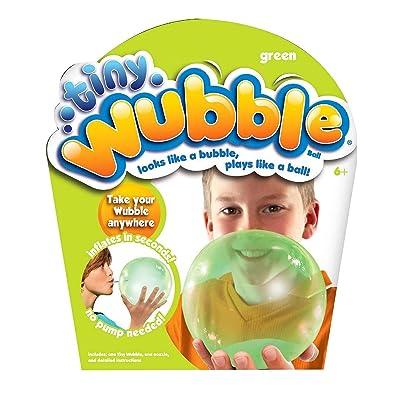 NSI Tiny Wubble - Green: Toys & Games
