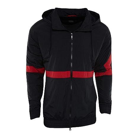 Nike JSW Diamond Track JKT - Chaqueta, Hombre, (Black/Black ...