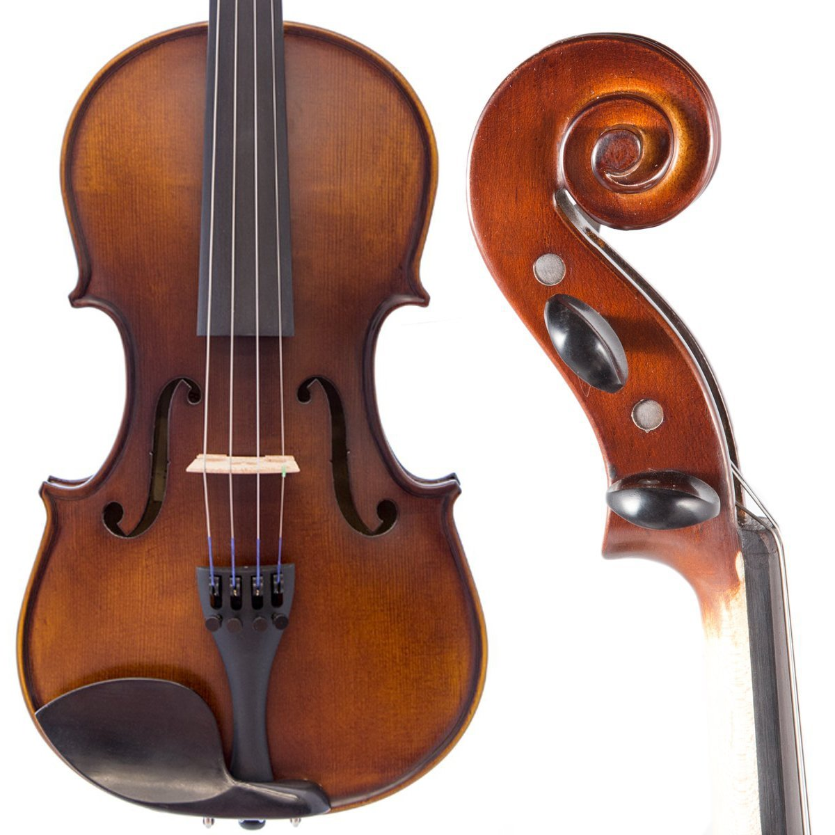 Bunnel Pupil Student Violin Outfit 4/4 (Full) Size by Kennedy Violins (Image #2)