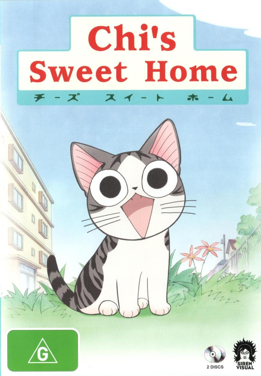 Chi's Sweet Home - 2-DVD Set [ NON-USA FORMAT, PAL, Reg.4 Import - Australia ]