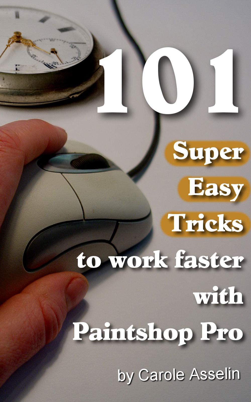 101 Super Easy Tricks To Work Faster With Paintshop Pro  Tips And Tricks To Work Faster With Paintshop Pro Book 1   English Edition