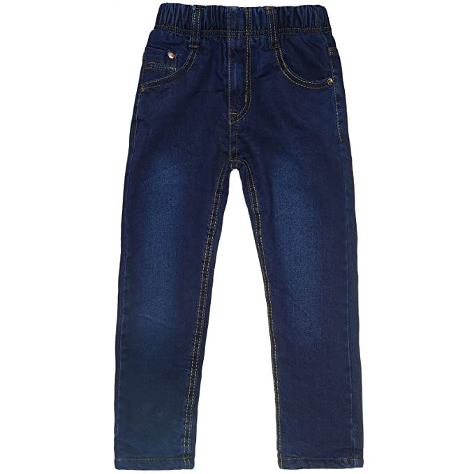 208f15571236 BEZLIT Jungen Winter Thermo Jeans Stetch Hose 21563 Größe 116 ...