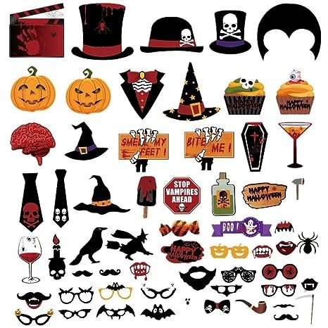 Ktroman Accessori per foto di Halloween 446a57cc1326