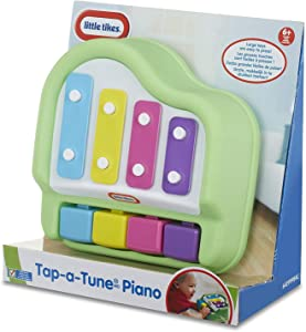 Little Tikes Tap-A-Tune Piano Baby Toy