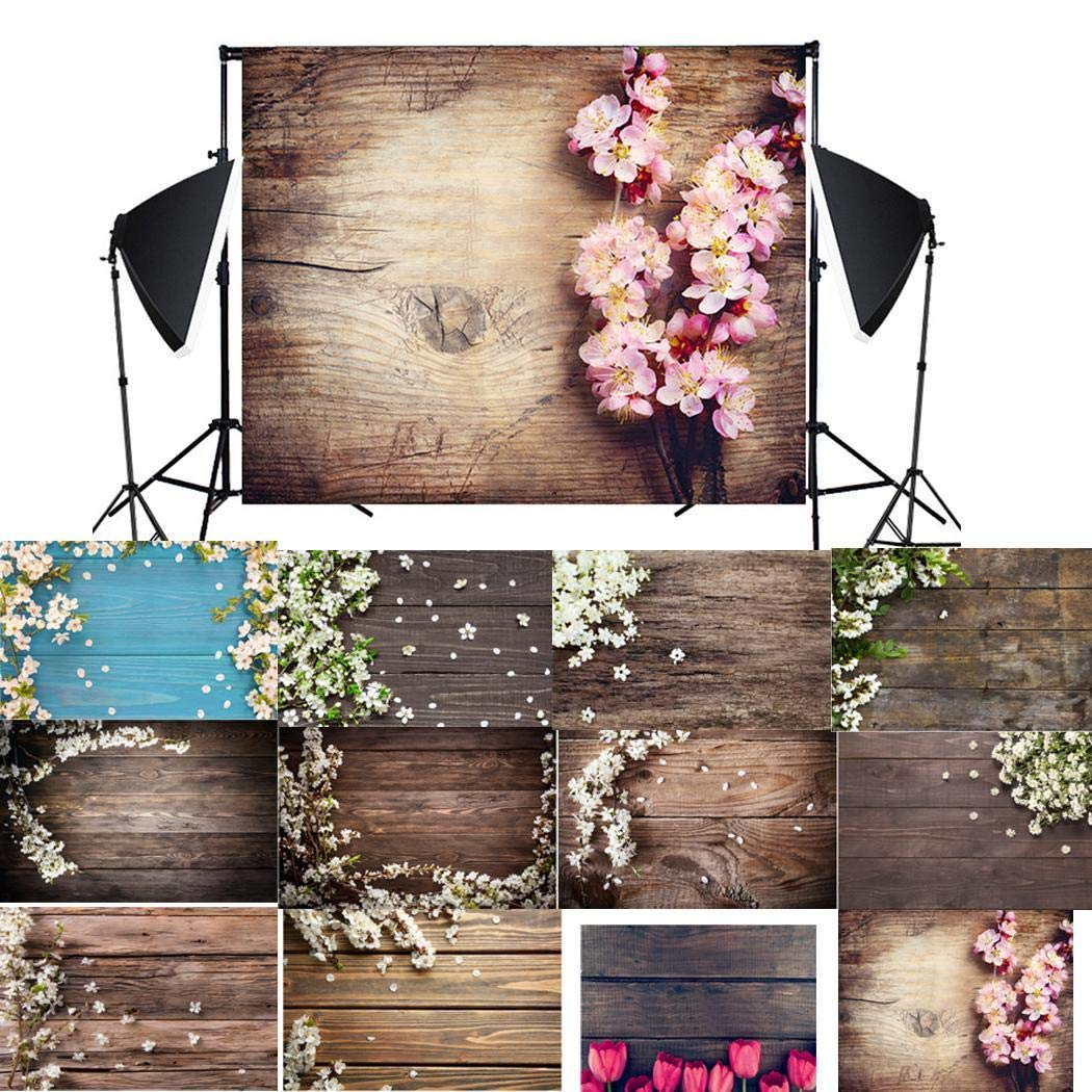linselles Photo Background Portable 3D Print Collapsible Photography Backdrop Shooting Background Photo Backgrounds, 49.2 x 31.5inch