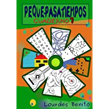 Peque-pasatiempos: Cuaderno nº1 (Volume 1) (Spanish Edition) May 25, 2016