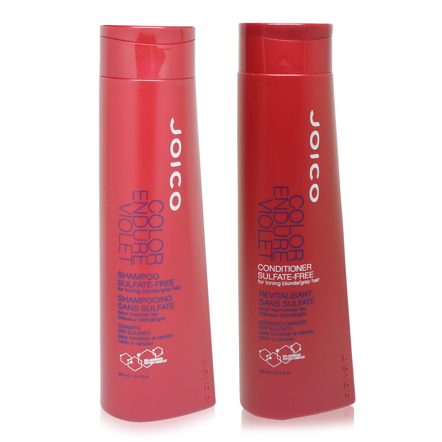 Joico Color Endure Violet Shampoo and Conditioner Duo 10 Ounce by Joico