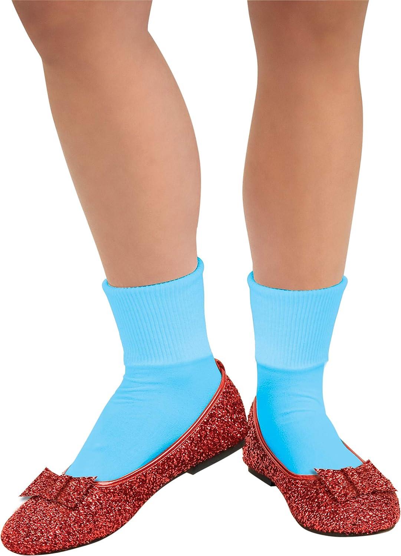Rubie's Women's Wizard of Oz, Deluxe Adult Dorothy Sequin Shoes 71Yk0-XSdoL