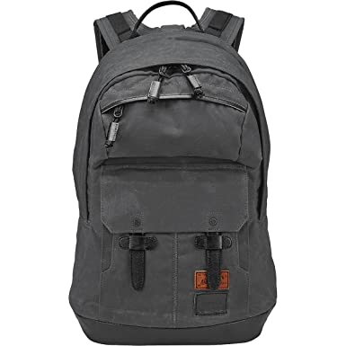 Nixon Unisex The West Port Backpack All Black One Size df24d088d13f