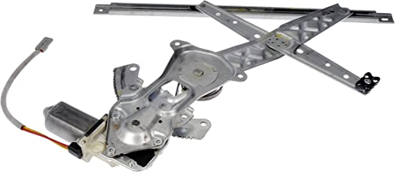 Dorman 751-175 Front Driver Side Power Window Regulator and Motor Assembly for Select Lincoln Models