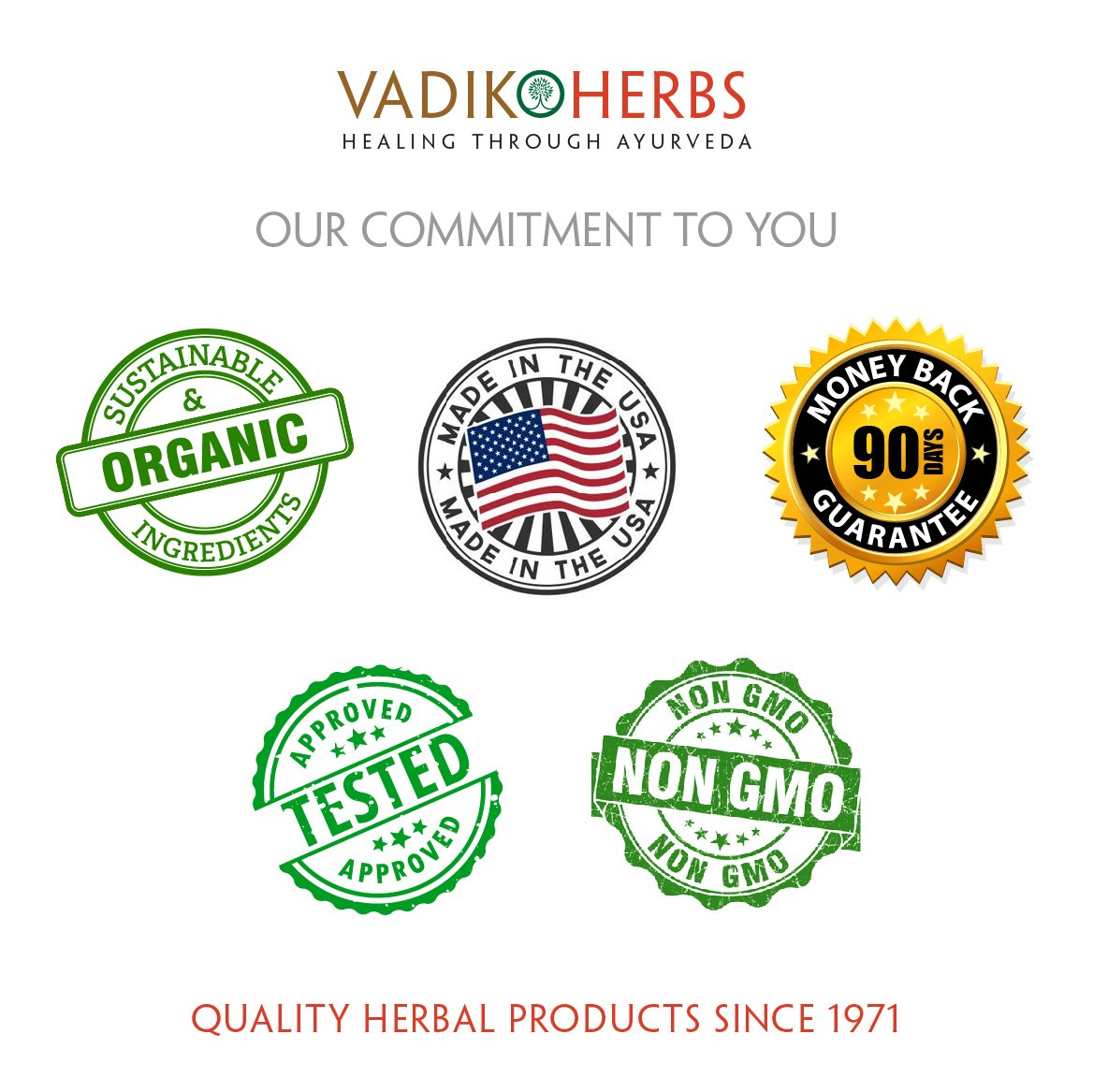 Triphala (Trifala) Powder Organic 160 Veg Capsules by Vadik Herbs | 100% Pure and Natural Super Food Supplement. Non GMO, Gluten Free