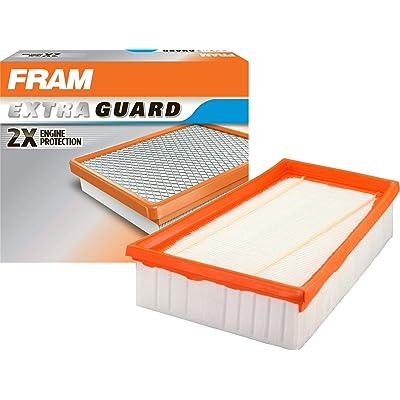 FRAM CA10346 Extra Guard Flexible Rectangular Panel Air Filter: Automotive