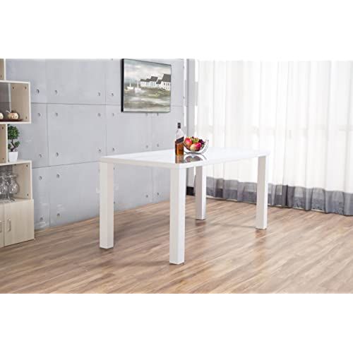 White Gloss Dining Tables Amazon Co Uk