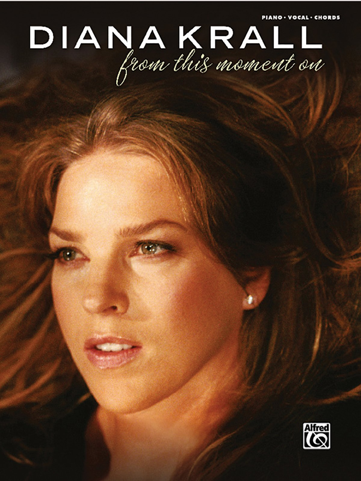 Diana Krall -- From This Moment On: Piano/Vocal PDF