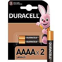 Duracell Pilas especiales alcalinas AAAA de 1,5 V, paquete de 2 unidades (LR8D425) diseñadas para lápices digitales…