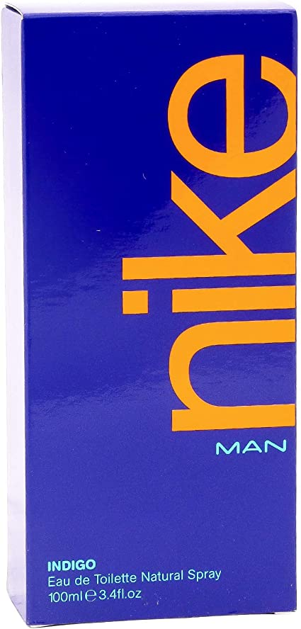 Derretido Criatura novela  Nike Indigo Man Eau De Toilette Spray 100 ml: Amazon.co.uk: Beauty