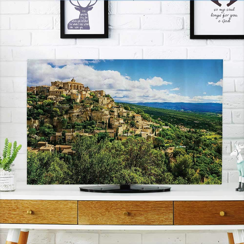 L-QN テレビのマスク カーニバル ncy Dress Centuries Old Traditi Venice Protect Your TV W19 x H30 インチ/TV 32インチ W35 x H55 INCH/TV 60