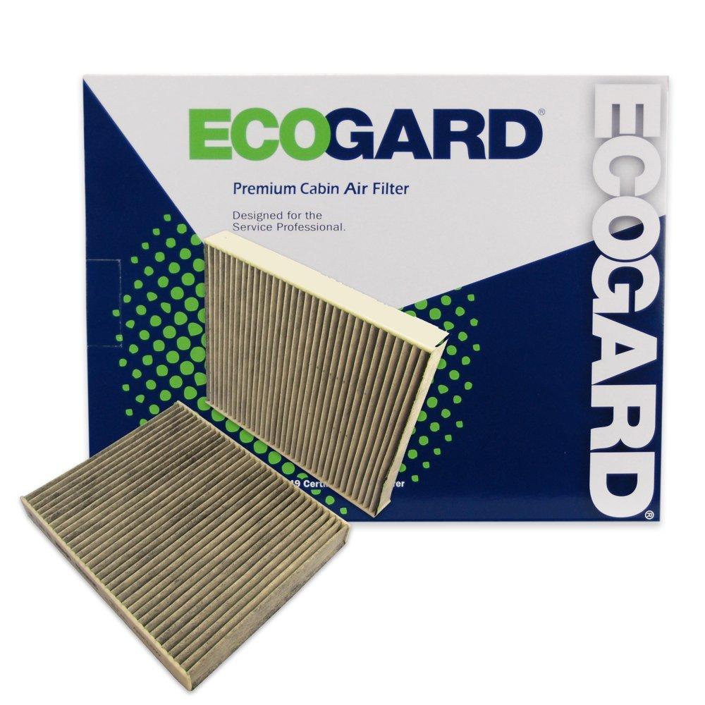 ECOGARD XC36204C Cabin Air Filter with Activated Carbon Odor Eliminator 535i Alpina B7L 550i xDrive 650i 750Li xDrive 550i Premium Replacement Fits BMW 528i 750Li 528i xDrive 535i xDrive