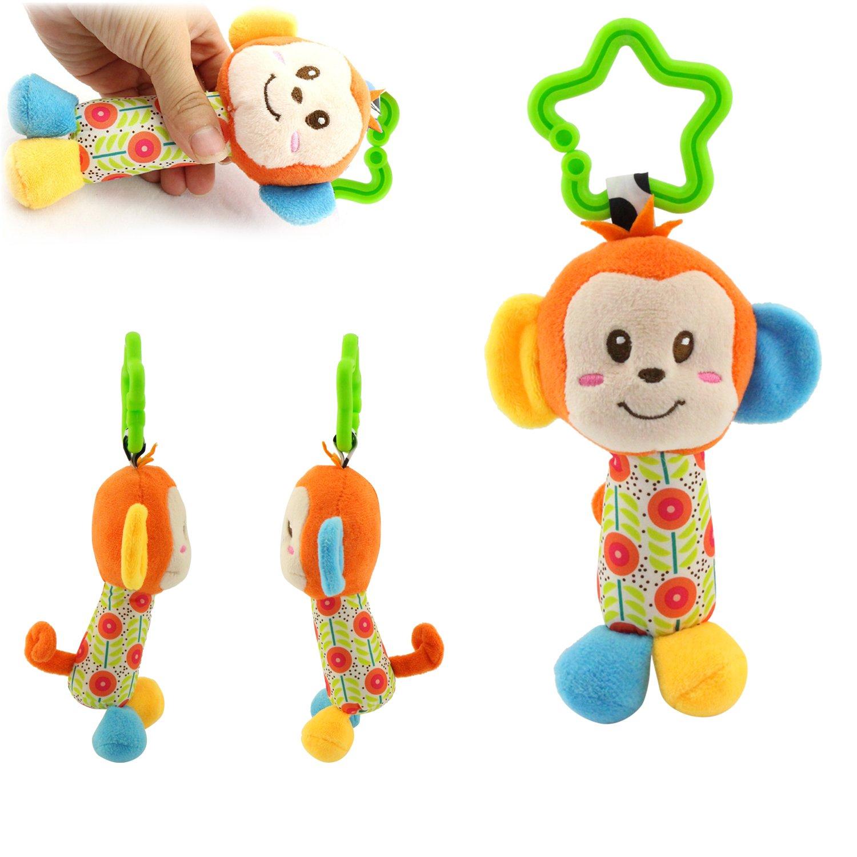 Amazon.com: MKONY - Juguetes colgantes para cuna de bebé ...