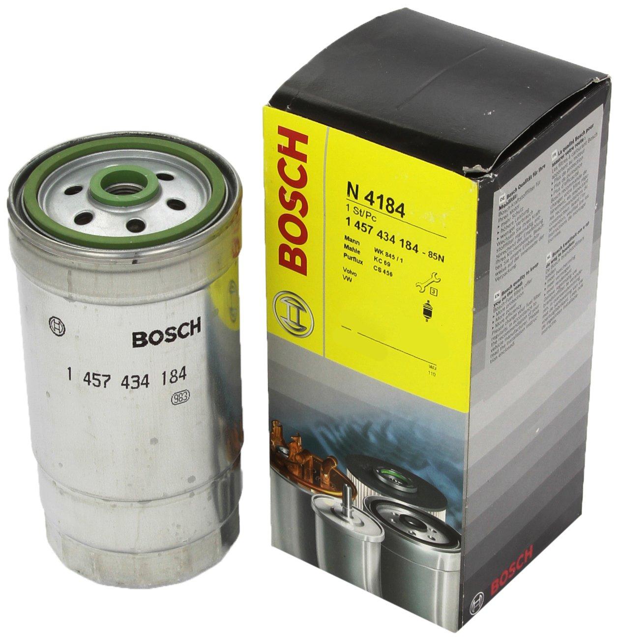 Bosch N4184 Filtre /à carburant diesel VAG