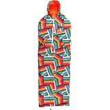 Poler x Pendleton Napsack Sleeping Bag Crater Lake Multi, S
