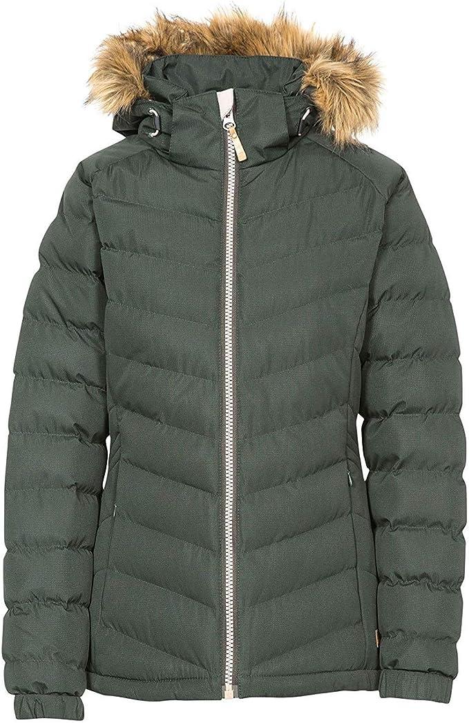 Trespass Nadina Ladies/'s Insulated Warm Padded Windproof JacketCoat