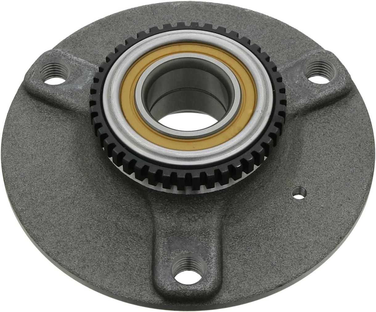 1 St/ück febi bilstein 26378 Radlagersatz mit Radnabe und ABS-Impulsring