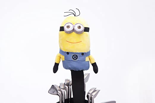 Custom Made Kevin in Minions Golf Head Cover for Driver #1