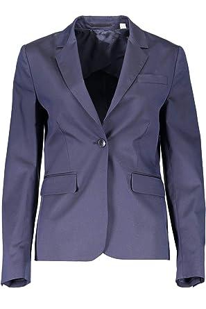 GANT - Chaqueta de traje - para mujer Blau(410) 46 : Amazon ...