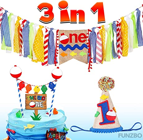 Excellent Kitchen Dining Bar Decorations Cake Toppers 12 Gone Fishing Funny Birthday Cards Online Eattedamsfinfo