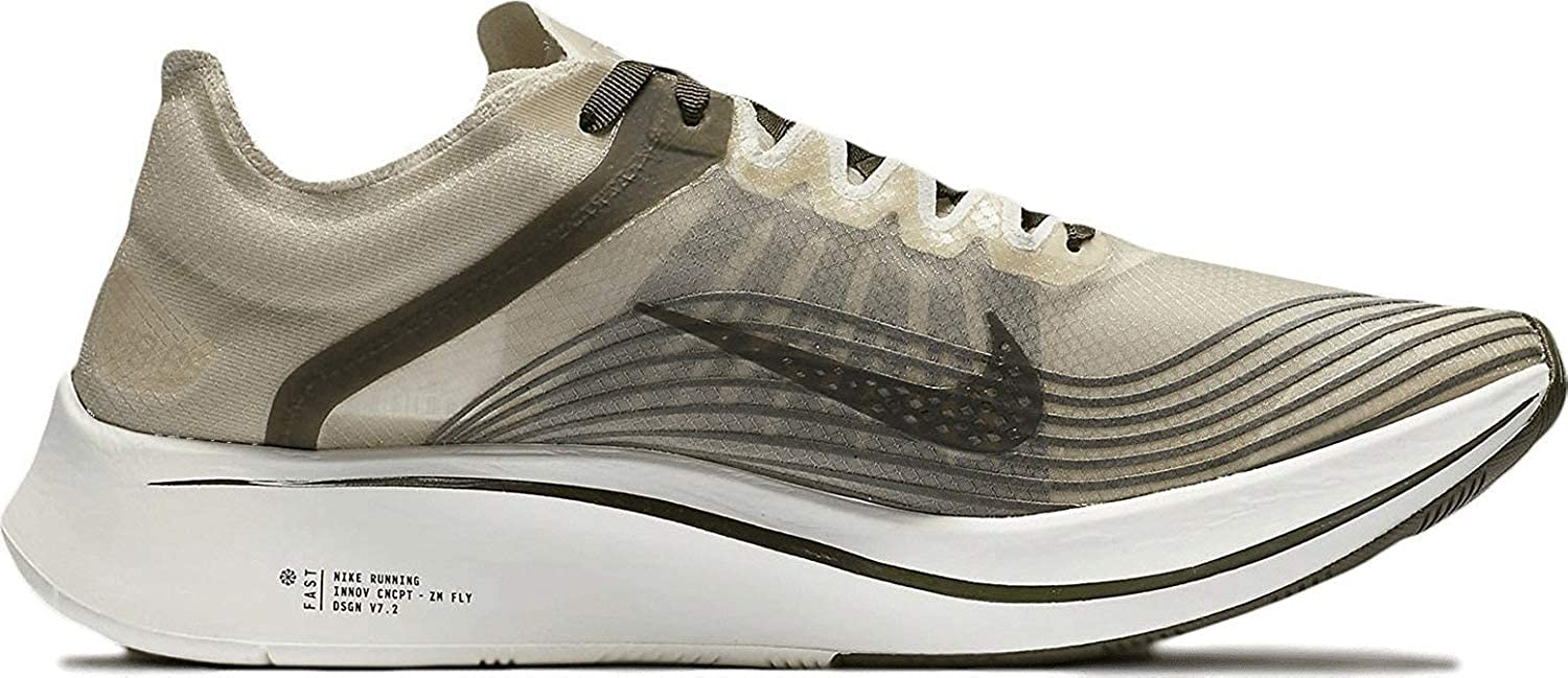 1fa1619f7fe9 Nike NikeLab Zoom Fly SP Dark Loden Shanghai Men s Size 12 AA3172-300   Amazon.co.uk  Shoes   Bags