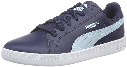 2017 Mode Damen Schuhe marine weiß PUMA Sneaker PUMA Smash