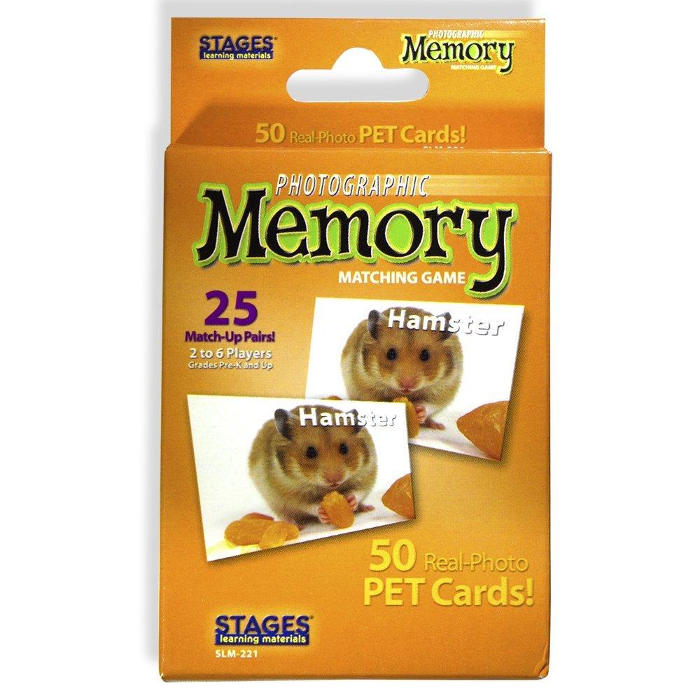 【激安セール】 Pets B0012T6J26 Matching Photographic Memory Matching Pets B0012T6J26, 古本買取本舗:f62eeed6 --- mrplusfm.net