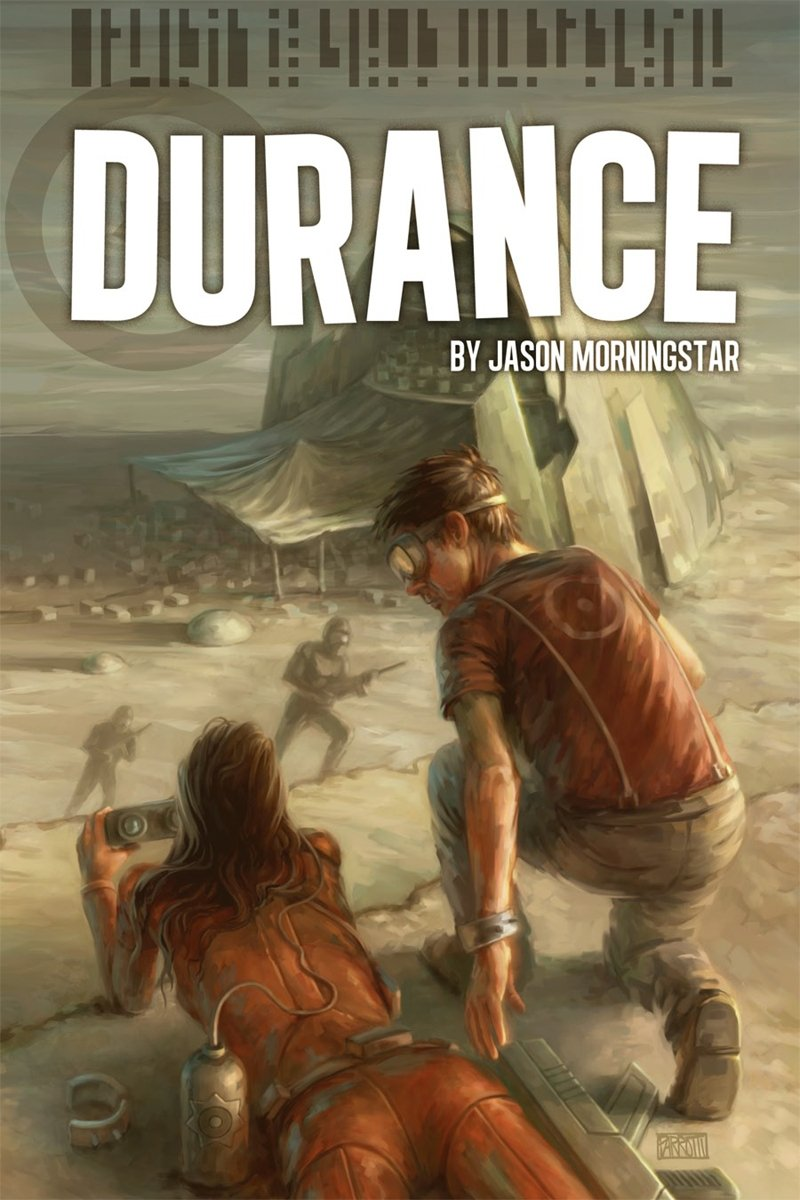 Durance Role Playing Game Bully Pulpit Games
