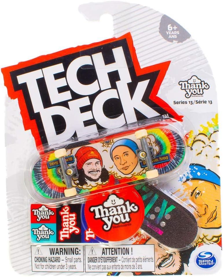 Tech-Deck 96mm Fingerboards Series 11 Complete Skateboard 12 varities (Thank You Daewon Song)
