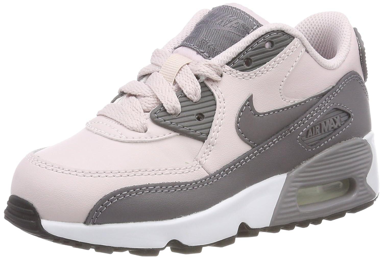 meilleure sélection e42ca e46a8 Nike Air Max 90 LTR (PS), Chaussures de Gymnastique Fille