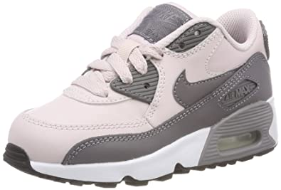 check out ae26d 2ab35 Nike Air Max 90 LTR (PS), Chaussures de Gymnastique Fille, Rose ...