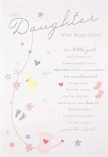 Hallmark New Baby di 'a Daughter'–Medium