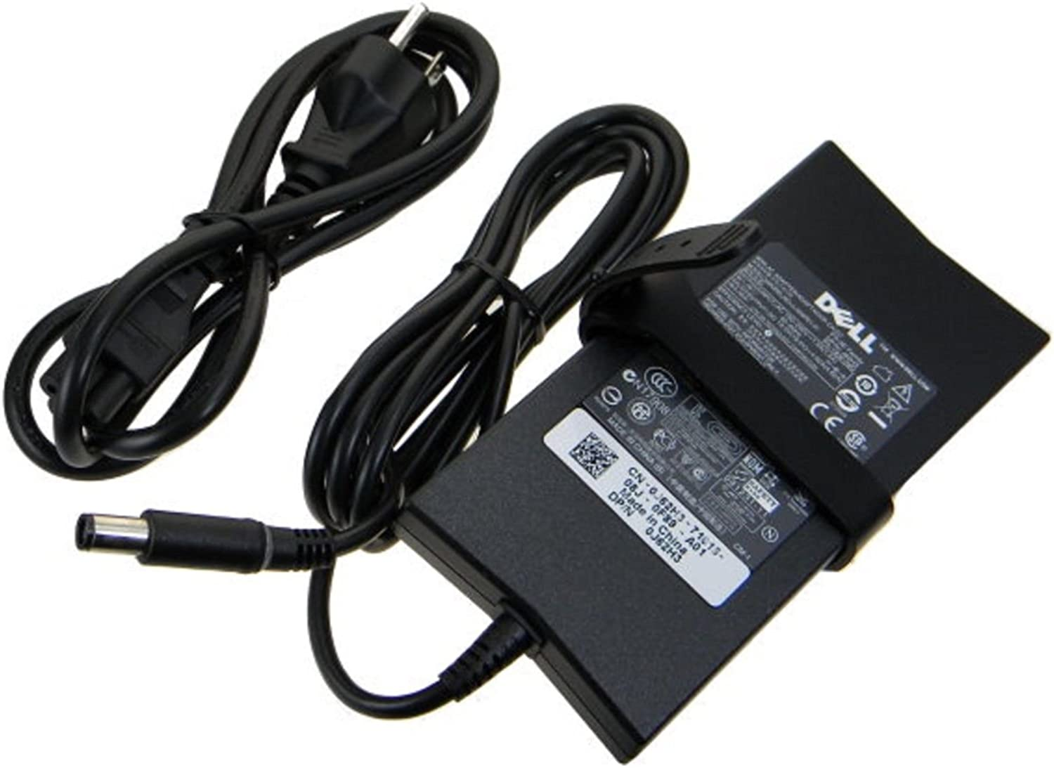 Genuine Dell Laptop Charger AC Adapter Power Supply AA90PM111 0MV2MM 19.5V 90W