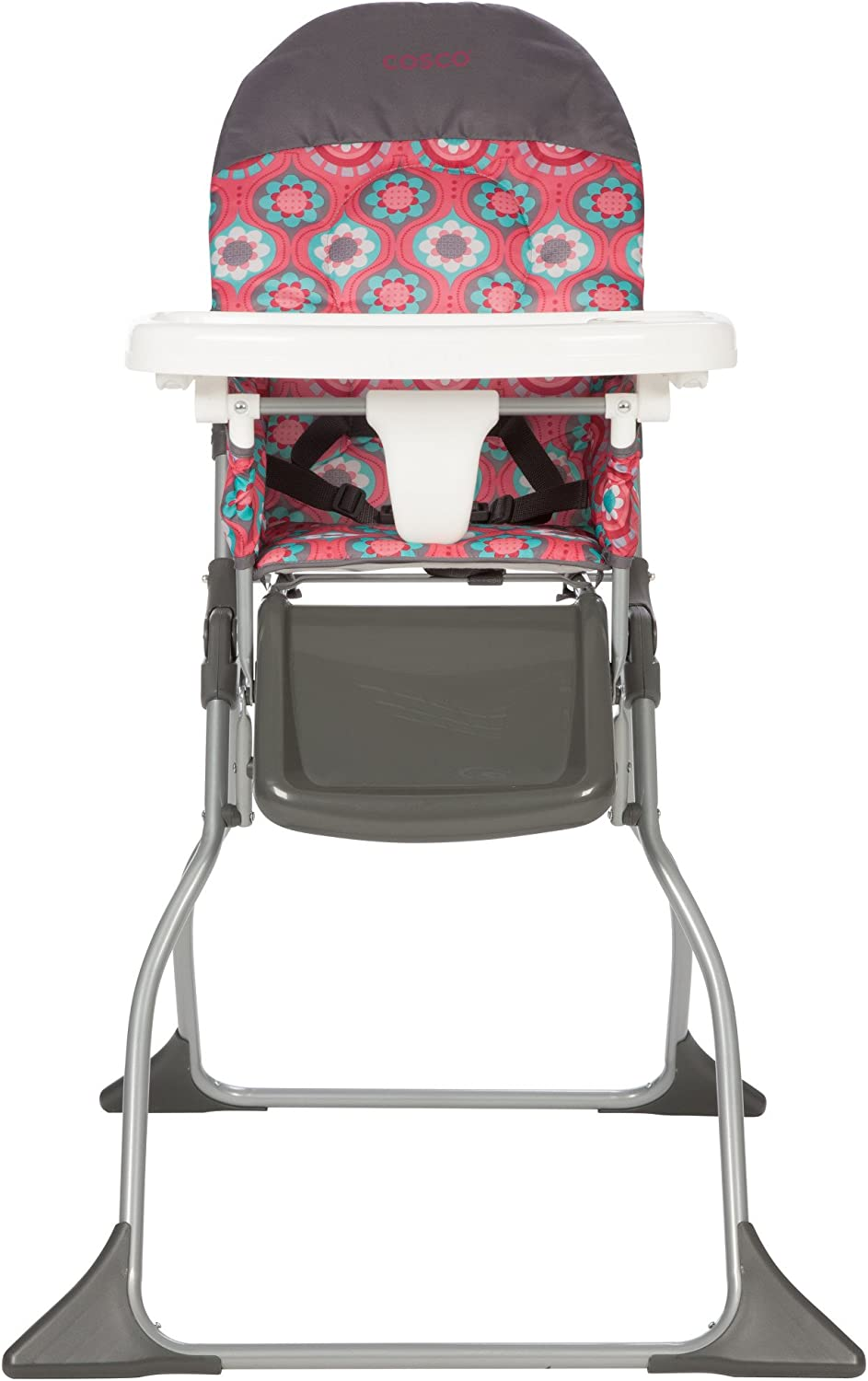 Cosco Simple Fold High Chair, Posey Pop by Cosco Inc