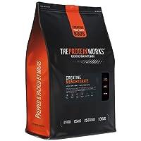 The Protein Works Creatine Monohydrate Powder, Unflavoured, 250 g