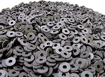 100 Endeavor Series Neoprene Rubber Washers 3//4 OD x 3//8 ID x 1//16 Thickness 60 Duro Primal23 Industrial Endeavor Series Rubber Washers